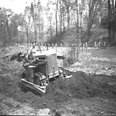 First Bulldozer late 1920's