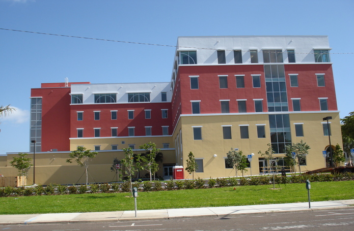 Palm Beach County Health Department Administration Building