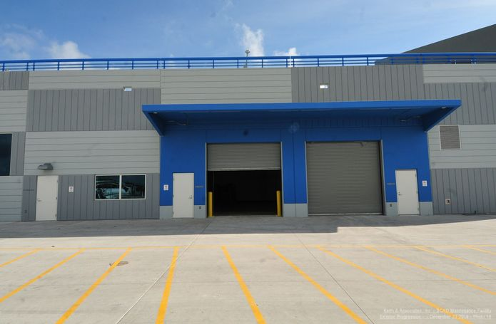 Ft. Lauderdale/Hollywood International Airport BCAD Maintenance Facility for Aviation