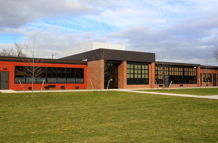 Mary A. Dryden Veterans Memorial School
