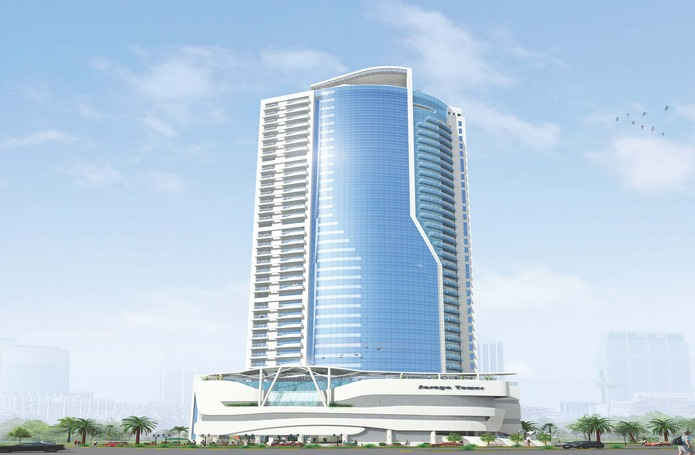 Saraya Tower R14 Residential Development