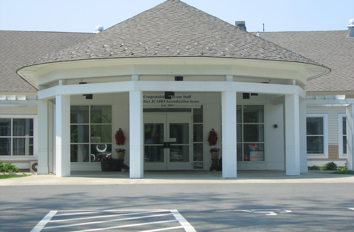 St. Vincent Medical Center - Hall Brooke Behavioral Health Services